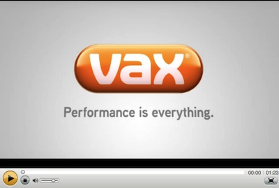 Watch Vax U91LFB video demonstration