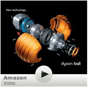 buy-dyson dc25 lightweight vacuum cleaner watch video