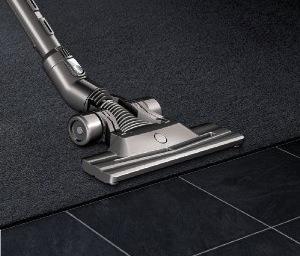 dyson dc26 ultra in use