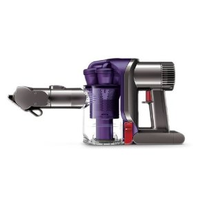 Hand held vacuum cleaner