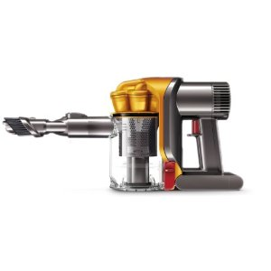 dyson dc34 handheld vacuum cleaners review