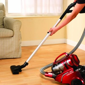 Morphy Richards 73230 Never Loses Suction small vacuum review