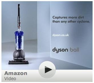dyson dc40 video