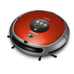 Samsung SR8825 NaviBot Robotic Vacuum Cleaner Review